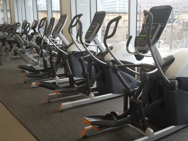Multi-Tenant Fitness Center