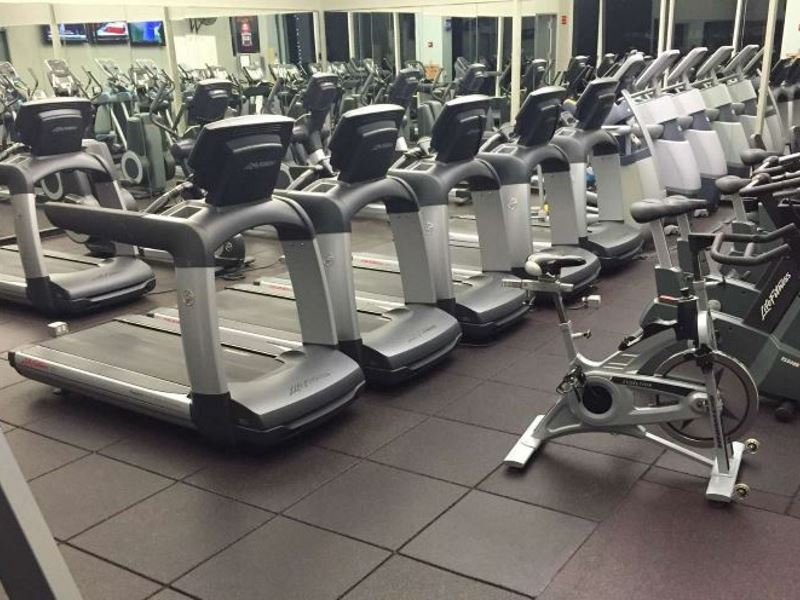 On-Site Fitness Center at Food and Beverage Firm